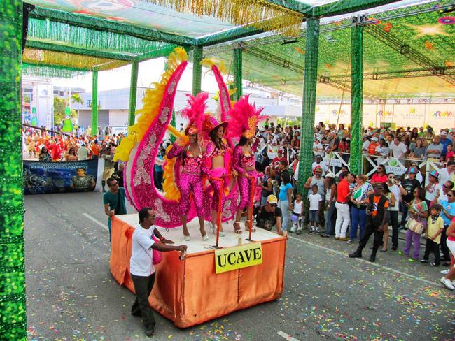 Punta Cana Carnaval