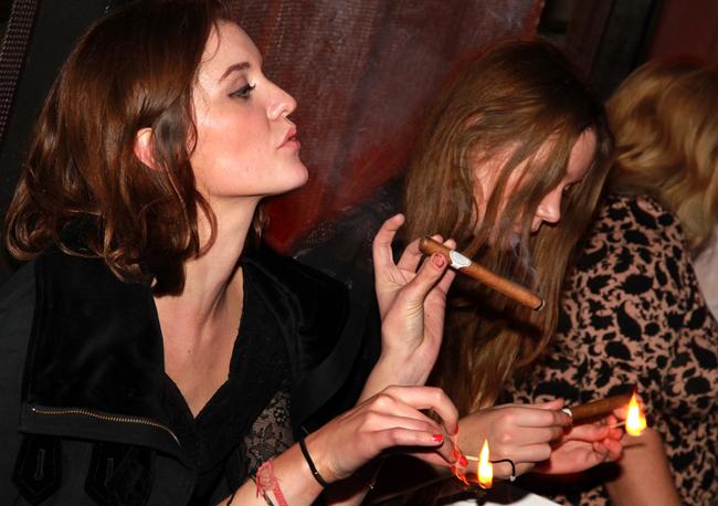 Davidoff cigar ladies masterclass