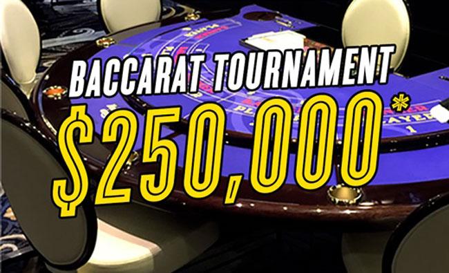 Baccarat Tournament Hard Rock Punta Cana