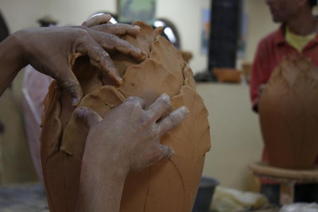 Ceramics, Altos de Chavon