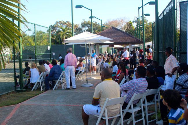 McDaniel Casa de Campo Tennis