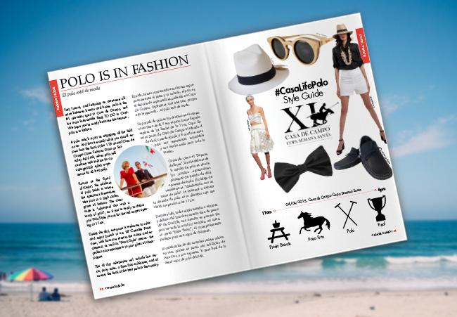 TODO Casa de Campo magazine