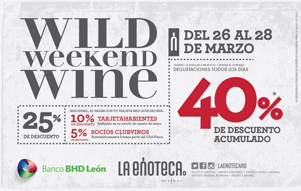 Wild Wine Weekend, La Enoteca