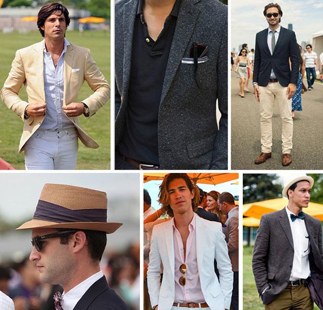 polo style men