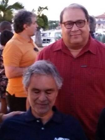 Andrea Boccelli, Fernando Flaquer