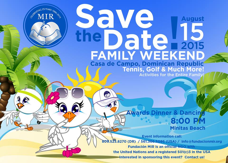 Fundacion_MIR_Family_Weekend