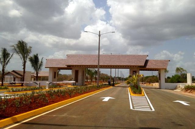 Casa de Campo second main gate