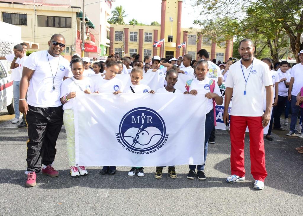 Fundación Mir Fun Run header