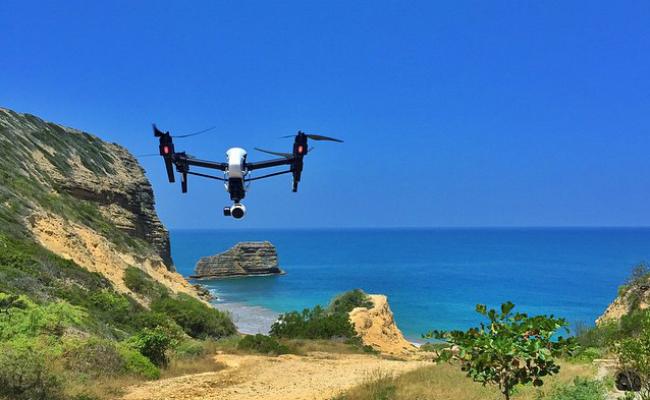 Drone, Montecristi