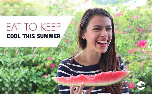 Eat to keep cool this summer