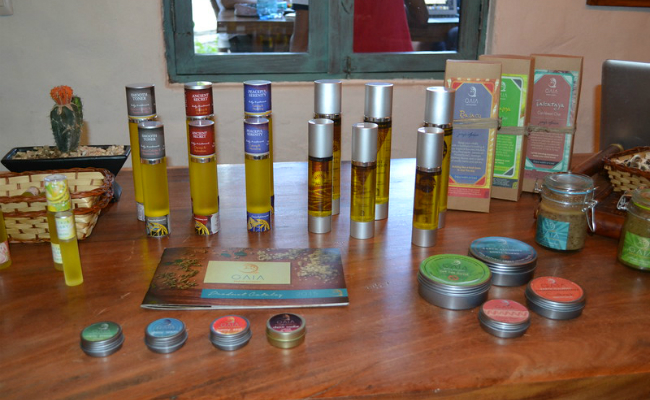 Gaia Earth Alchemy Products