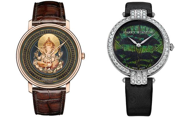 Relojes artesanales y artisticos