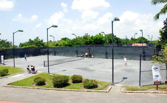 La Terraza Tennis