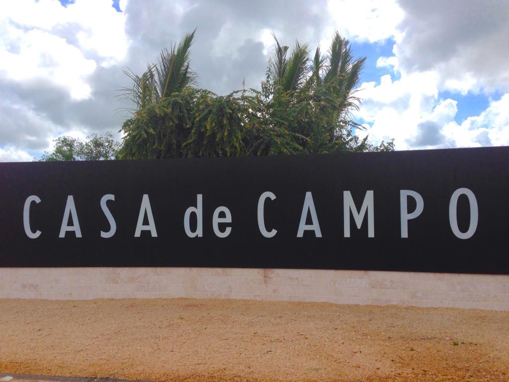 Casa de Campo Entrance