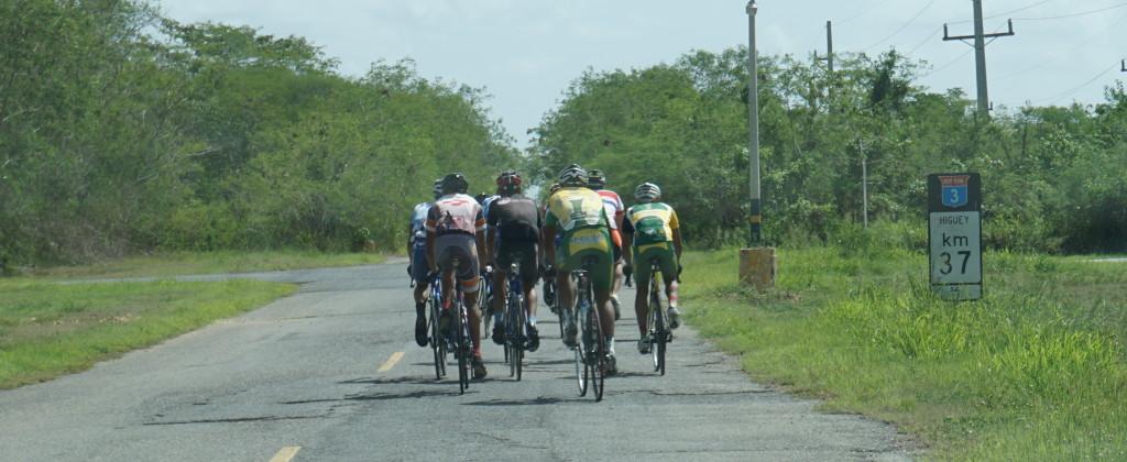 training ride