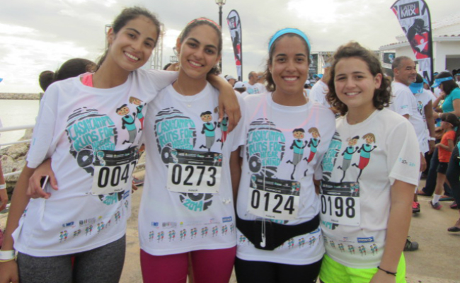 CDC Corre for the Hogar del Niño 2014