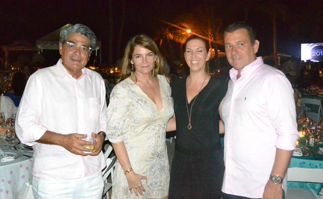 Dinner Party Dueños 2015