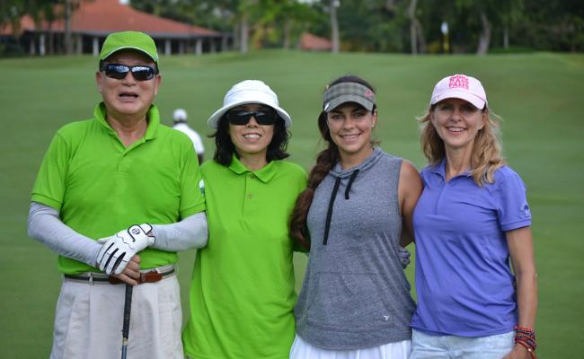 Golf Tournament, Dueños 2015