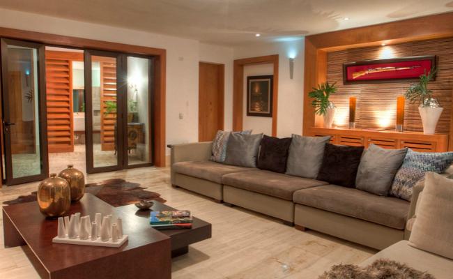 Las Cañas II No.1 Living Room