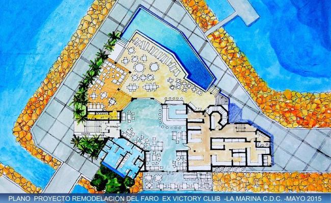 Planos de SBG La Marina