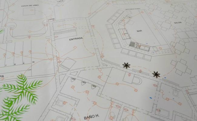 Planos sin color de SBG La Marina