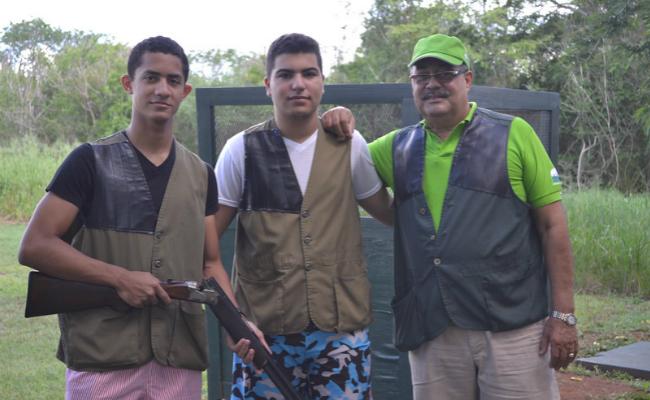 Shooting Tournament, Dueños 2015