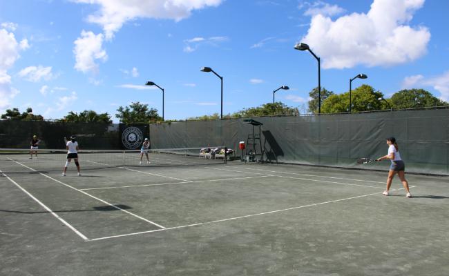 Tennis Tournament Dueños 2015