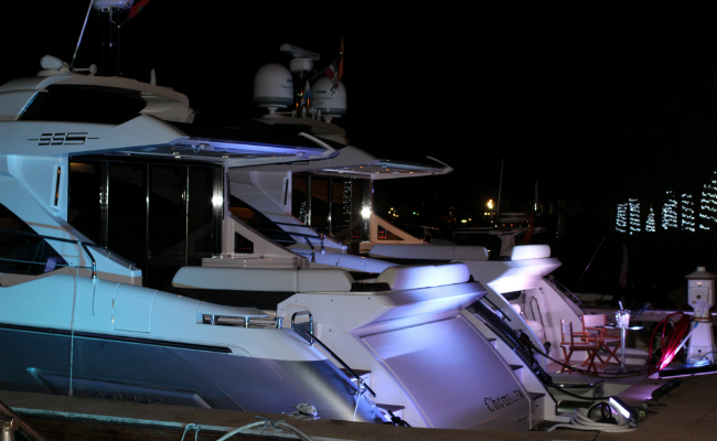 Azimut S Line Yachts