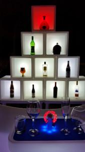 CDC Night Golf drinks