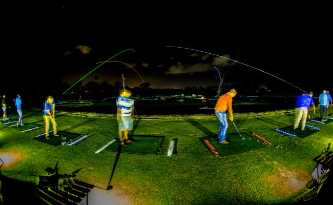 CDC Night Golf