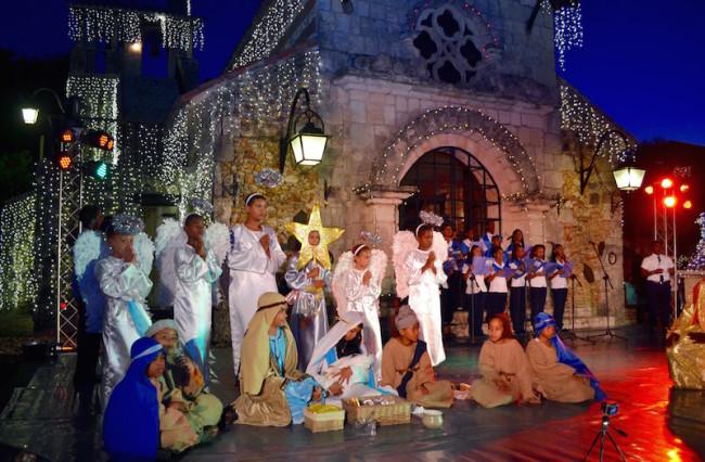 Fundación MIR Live Nativity