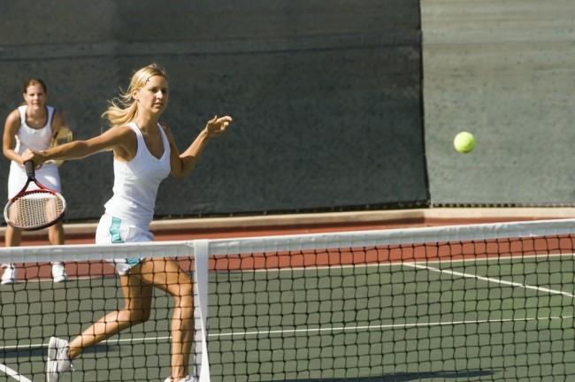 Doubles Tennis Techniques
