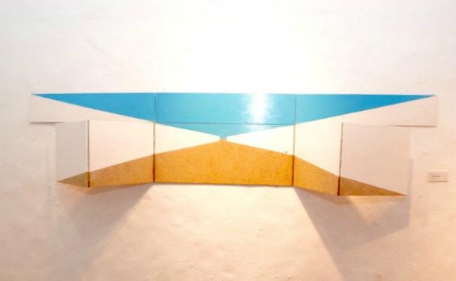 SOSIEGO by Fátima Renedo - Abstract Shoreline