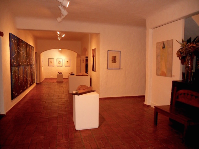 Angela Occhipinti Exhibition