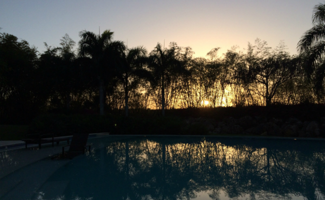 Casa de Campo - Sunset