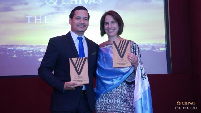 Chivas The Venture winners