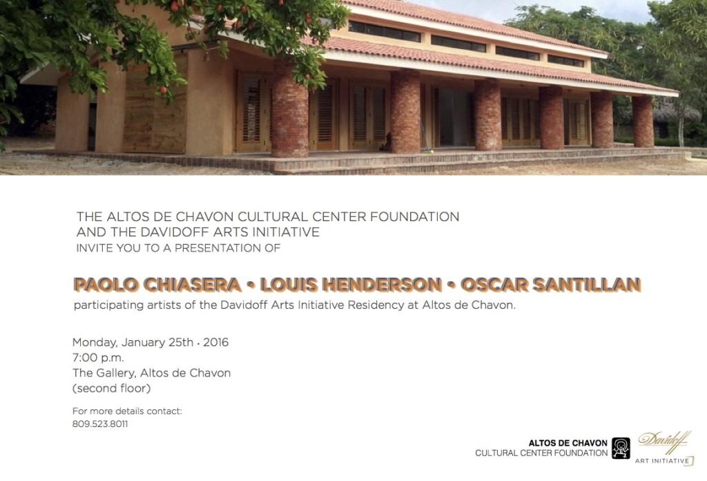 Davidoff Arts Initiative