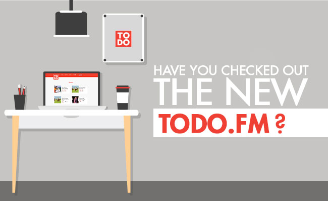 New TODO Website