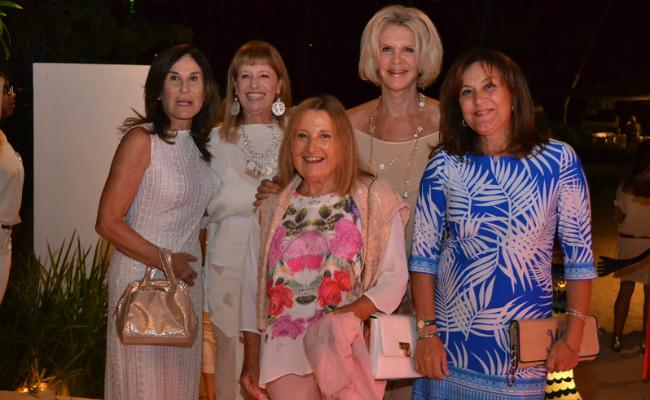 Attendees Hogar del Niño Dinner Dance Party 2016