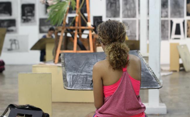 Bellas Artes en Altos de Chavón