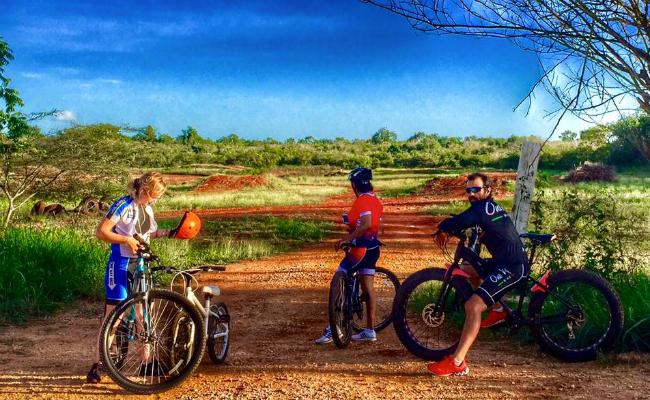Casa de Campo Motocross Track Inauguration