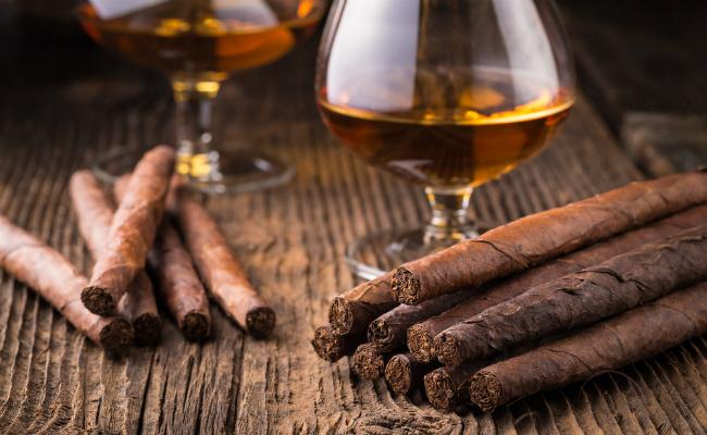 Cigar Aficionado Featured