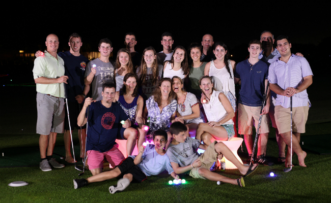 Featured - Night Golf Feb. 26 2016