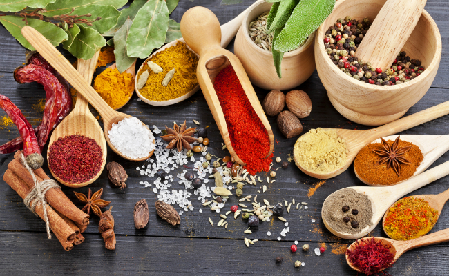 Healing Spices