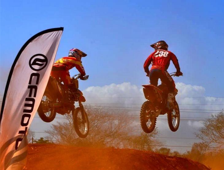 Nelson Sanlley 2 - New Motocross Track