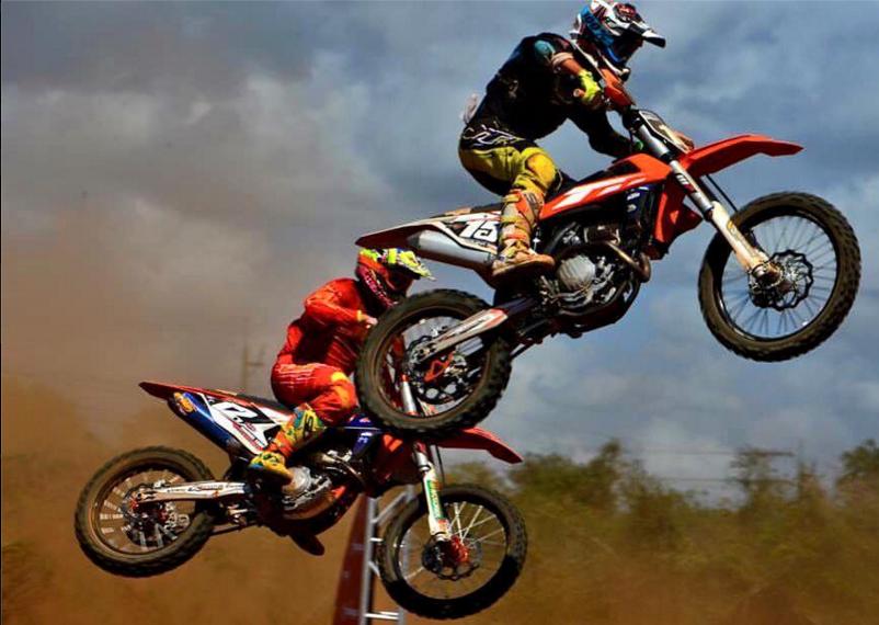 Nelson Sanlley - New Motocross Track