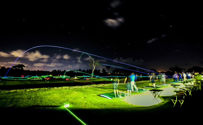 Night Golf - Feb. 26 2016