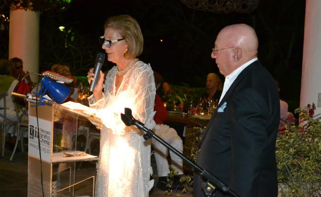 Phyllis Berney speech