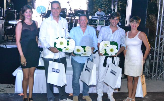 Prize Giving Ceremony 2 - Hogar del Niño Dinner Dance Party 2016