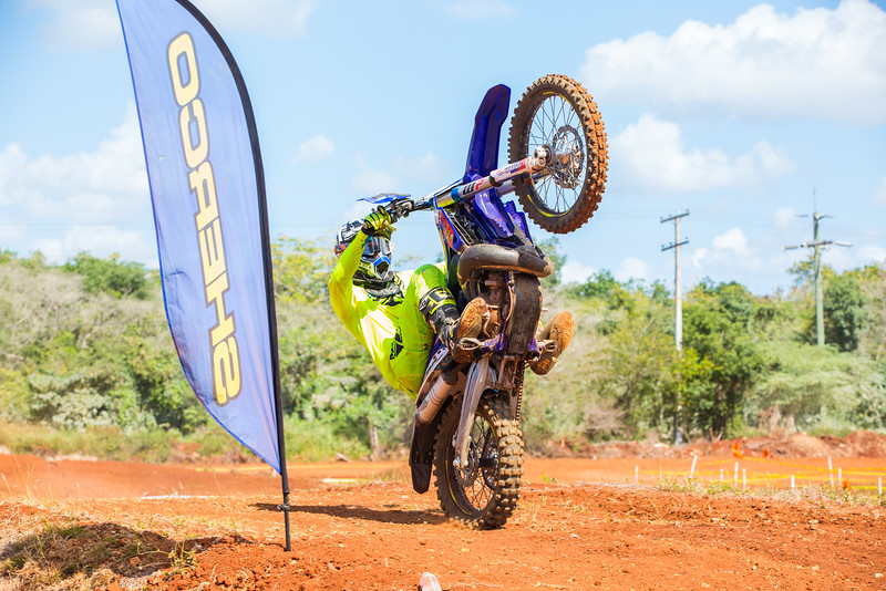 Wheelie - New Motocross Track
